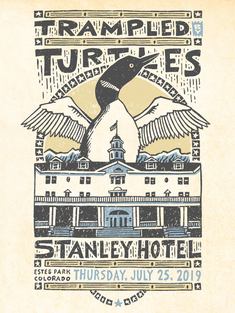 Stanley Hotel — Thursday, July 25th